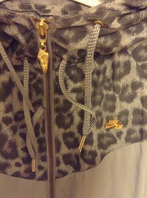 Nike Leopard. Blogger jacket. Sehr. Selten!