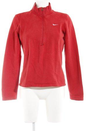 Nike Longsleeve rot Casual-Look