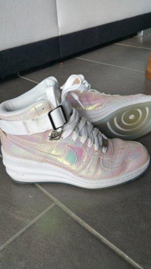 Nike Lunar Force Sky Hi Pearl Größe 39