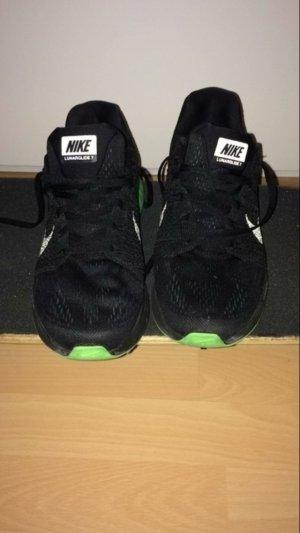 Nike Lunarglide 7 schwarz 39