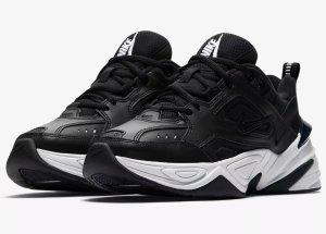 Nike M2K Tekno in Schwarz Weiß Sneaker Größe 40