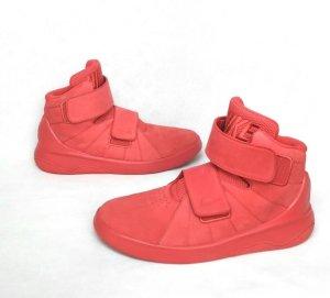 Nike Zapatillas altas albaricoque Cuero