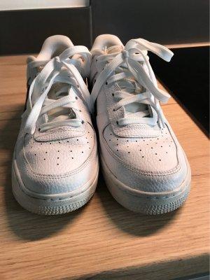Nike Sneaker stringata bianco-nero