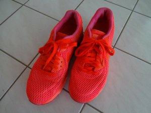 Nike Neon Orange, Gr 39