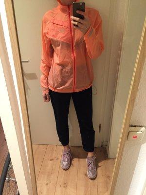 Nike Neonfarbene Light Laufjacke Fitness Sport Jacke Neu!