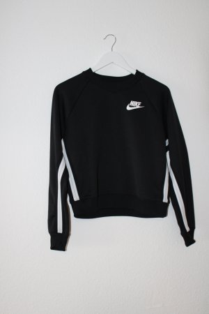 Nike Sports Shirt white-black