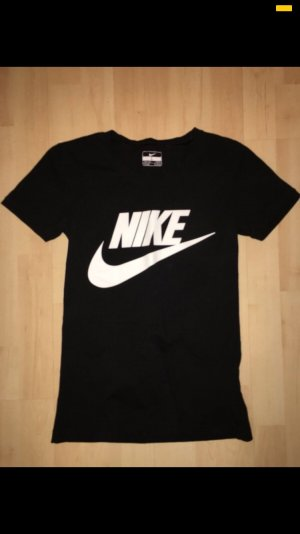 Nike Sports Shirt black-white