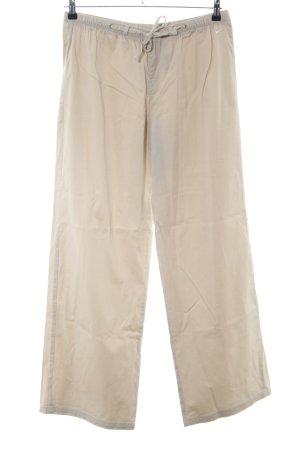Nike Palazzo Pants natural white casual look
