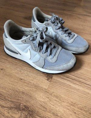 Nike Sneaker stringata azzurro