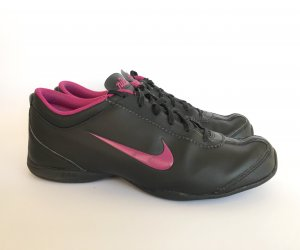 Nike Performance Air Musio schwarz/pink Gr.39