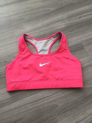 Nike pinker Sport-BH S