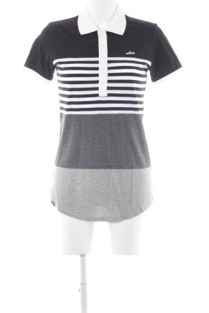 Nike Polo-Shirt Streifenmuster sportlicher Stil