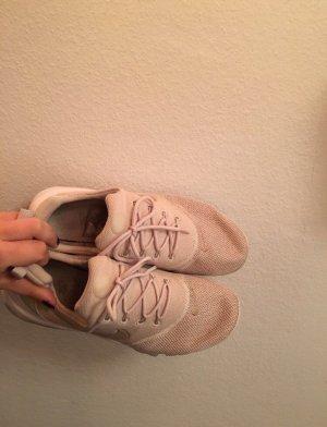 Nike Zapatilla brogue crema-nude