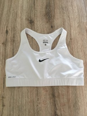 Nike Soutien-gorge blanc