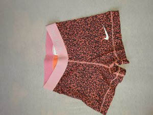 Nike Sport Shorts pink-black polyester