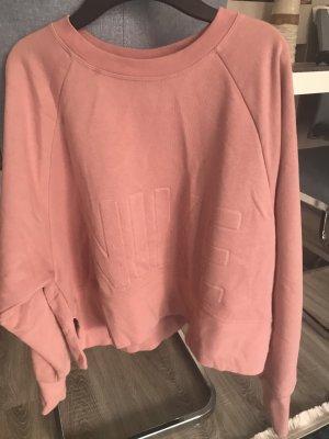 Nike Fleece Jumper pink