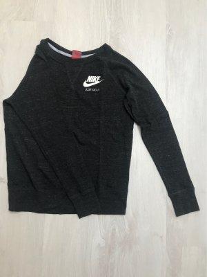 Sweatshirt antraciet