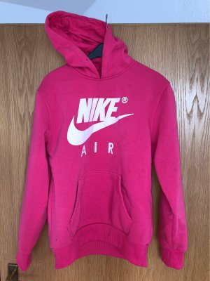 Nike Hooded Sweater raspberry-red