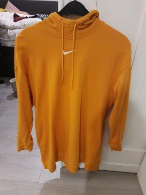 Nike Sweaterjurk oranje