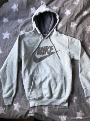 Nike Hooded Sweater light grey