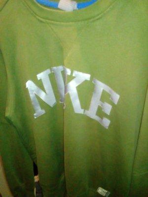 nike pullover dunkelgrün
