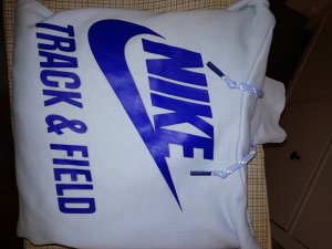 Nike Sweat Shirt light blue-blue