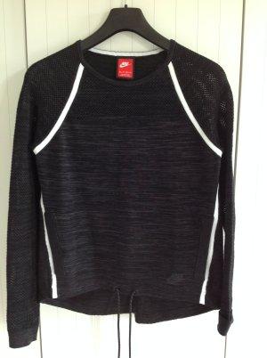 Nike Pullover * Knitwear * schwarz/ weiß * Gr. XS * neu!