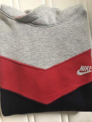 Nike pullover mit kapuze und seitentaschen
