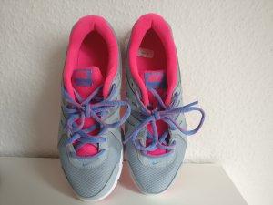 Nike Revolution 2 Turnschuhe neu Pink Blau Damen Sneaker
