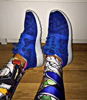 Nike Rosh Run Marineblau