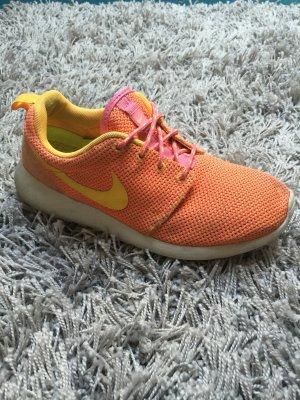 Nike Roshe, orange-rosa