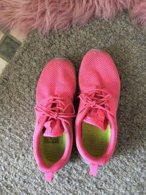 Nike Sneakers met veters violet-lichtgrijs