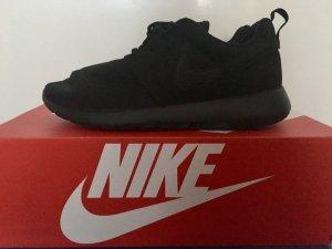 Nike Roshe Run Schwarz