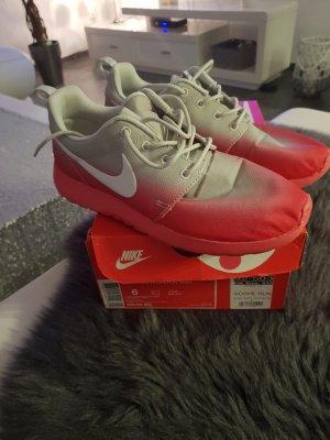 Nike roshe run Verlauf ombre style gr 36,5