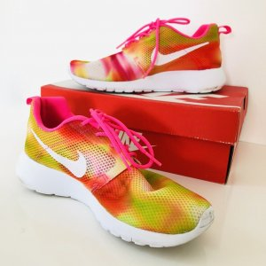 Nike Rosherun Flight Weight GS Gr  37,5 pink sneaker