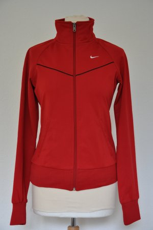 Nike rote Training Jacke S 36 / 38