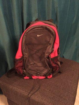 Nike Rucksack schwarz rot