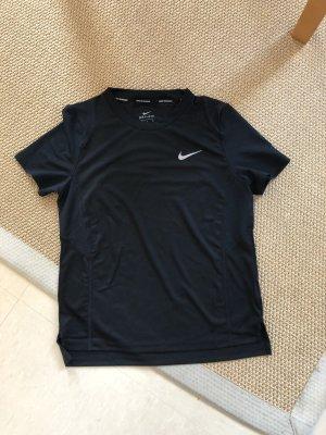 Nike Running Dri Fit S Shirt T-Shirt schwarz Damen