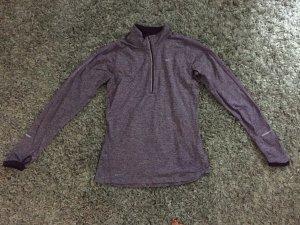 Nike Running Laufshirt Sweatshirt Pulli Gr. S lila *neu*