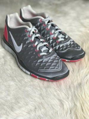 Nike Sneaker stringata argento-rosa