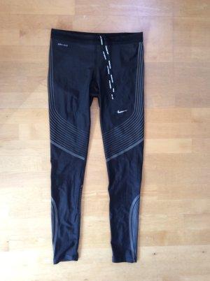 Nike Trackies black-dark grey