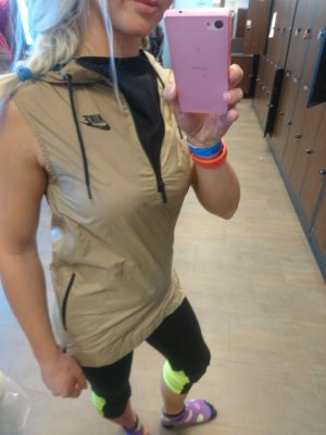 Nike Sports Vests multicolored