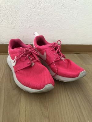 Nike Zapatilla brogue rosa