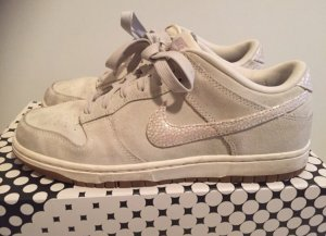 Nike SB Dunk Low beige Gr. 40