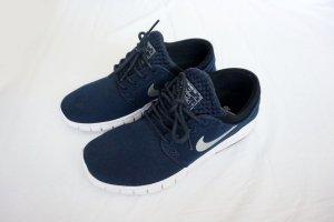 NIKE SB Stefan Janoski Max Sneaker Blau