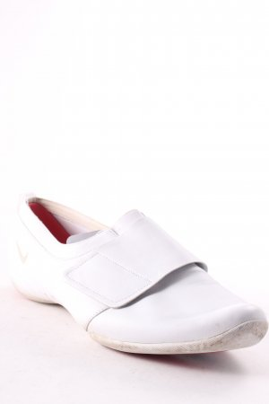 Nike Slip-on Shoes white-bright red athletic style