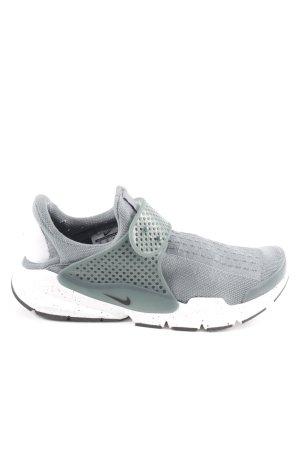 Nike Schlüpfsneaker hellgrau-weiß Casual-Look