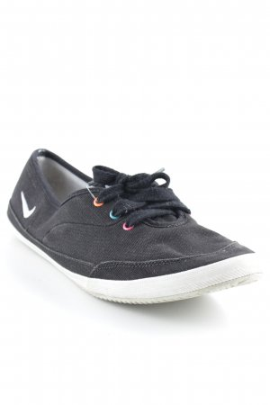 Nike Schnürschuhe dunkelblau Casual-Look