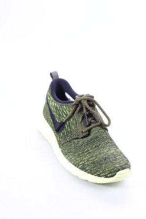 Nike Schnürschuhe mint-grüngrau Casual-Look