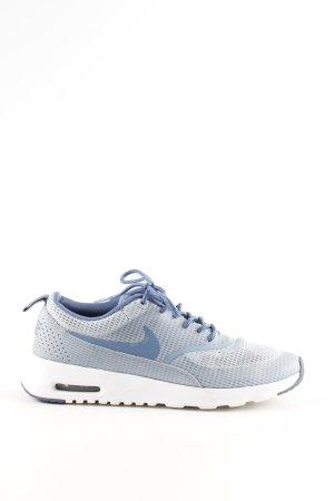 Nike Schnürsneaker blau Casual-Look